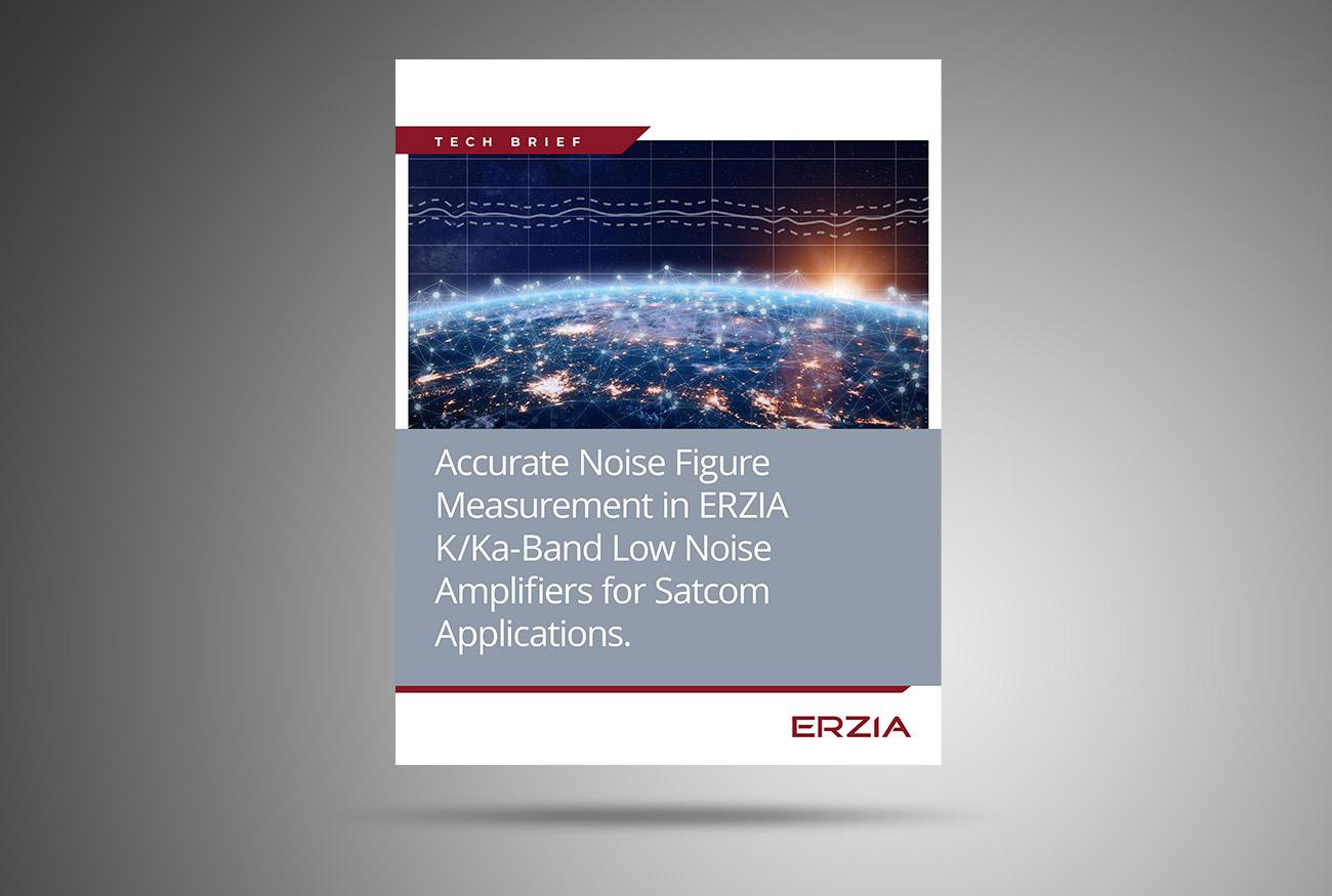 erzia noise figure measurement