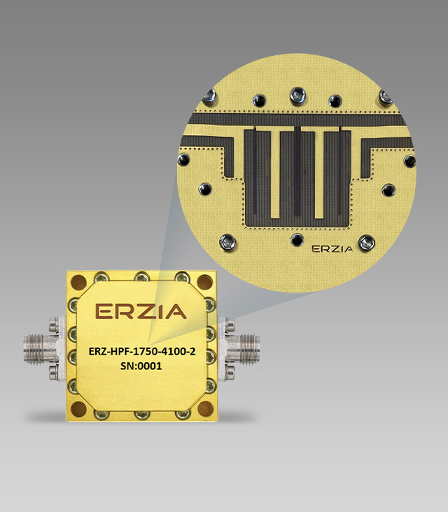 SUSPENDED SUBSTRATE RF/MICROWAVE FILTERS